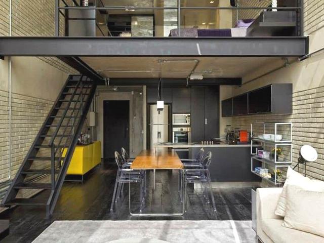 Каркасный дом из легких металлоконструкций.