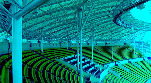 Металлоконструкции - перспективы строительства спортивной инфраструктуры