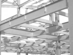 Балки и балочные клетки в металлоконструкциях